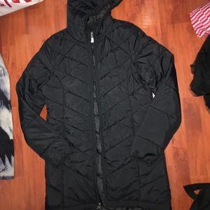 Denver Hayesn Hyper-Dri Long Winter Puffer Jacket